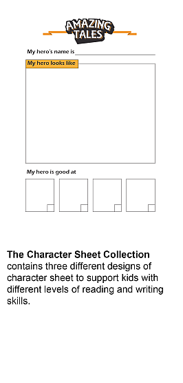 Character Sheet Collection
