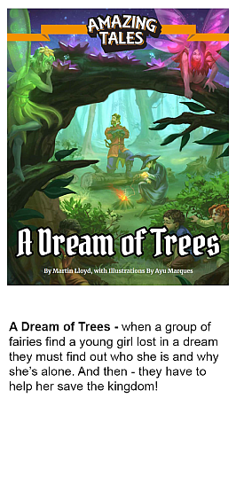 Cover of A Dream of Trees