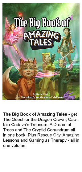 Cover of the Big Book of Amazing Tales